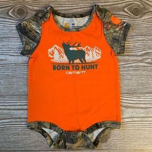 Carhartt Bodysuit for Babies